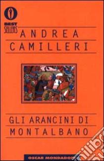 Gli arancini di Montalbano libro di Camilleri Andrea