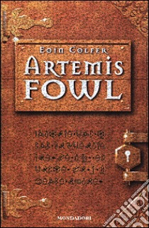 Artemis Fowl libro di Colfer Eoin