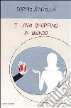 I love shopping in bianco libro