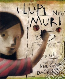 I lupi nei muri libro di Gaiman Neil - McKean Dave