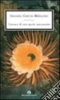 Cronaca di una morte annunciata libro di García Márquez Gabriel