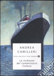 Le inchieste del commissario Collura libro di Camilleri Andrea