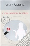 I love shopping in bianco libro