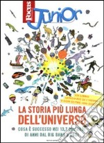 Focus Junior. La storia più lunga dell'universo libro di Lloyd Christopher