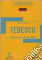 Langenscheidt. Tedesco. Tedesco-italiano, italiano-tedesco libro