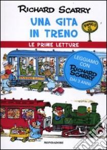 Una gita in treno libro di Scarry Richard