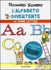 L'alfabeto divertente libro di Scarry Richard
