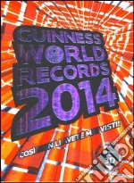 Guinness World Records 2014 libro