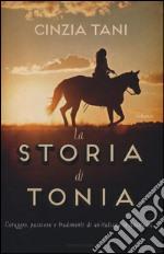 La storia di Tonia libro