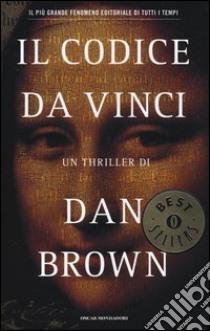 Il Codice da Vinci libro di Brown Dan