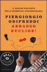 Abbasso Euclide! Il grande racconto della geometria contemporanea. Ediz. illustrata libro