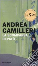 La scomparsa di Patò prodotto di Camilleri Andrea