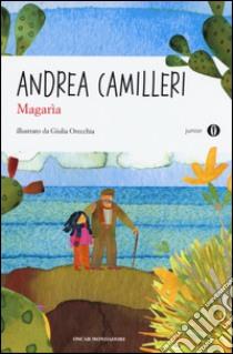 Magarìa libro di Camilleri Andrea