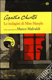 Le indagini di Miss Marple libro di Christie Agatha