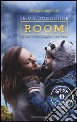 Room. Stanza, letto, armadio, specchio libro