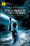 Il ladro di fulmini. Percy Jackson e gli dei dell'Olimpo (1) libro