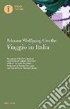 Viaggio in Italia libro