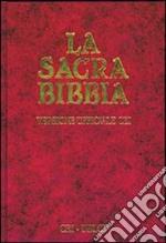 La sacra Bibbia libro