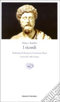 I ricordi libro di Marco Aurelio