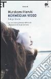 Norwegian wood. Tokyo blues libro