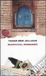 Marocco, romanzo libro