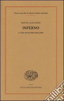 Inferno libro di Alighieri Dante