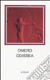 Odissea. Testo greco a fronte libro