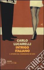 Intrigo italiano libro