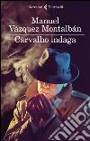 Carvalho indaga libro