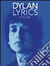 Lyrics 1969-1982 libro