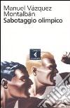 Sabotaggio olimpico libro