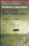Beethoven era per un sedicesimo nero libro