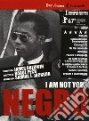 I'm  not your negro libro