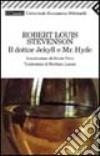 Il dottor Jekyll e mr. Hyde libro
