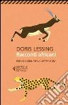 Racconti africani libro