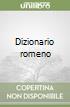 Dizionario Romeno