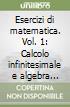 Esercizi di matematica (1)