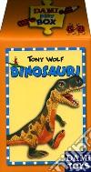Dinosauri. Con gadget libro