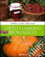 Orto e giardino biologico libro