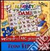 Gioca e impara con Topo Tip. Libro puzzle