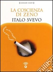 La coscienza di Zeno letto da Moro Silo. Audiolibro. CD Audio formato MP3  di Svevo Italo