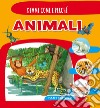 Animali. Ediz. illustrata libro