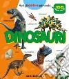 Dinosauri. 100 finestrelle libro