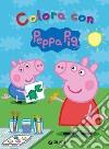 Colora con Peppa Pig libro