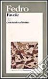 Favole. Testo originale a fronte libro