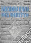 Medio Evo del diritto (1) libro