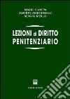 Lezioni di diritto penitenziario libro