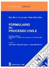 Formulario del processo civile. Con CD-ROM