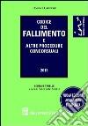 Codice del fallimento e altre procedure concorsuali libro