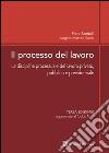 Il processo del lavoro. La disciplina processuale del lavoro privato, pubblico e previdenziale libro